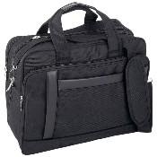 EXPANDABLE BRIEFCASE/COMPUTER LAPTOP BAG