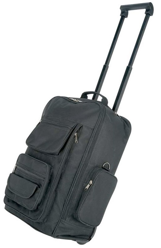 """19"""" TROLLEY/TOTE CARRY-ON BAG"""
