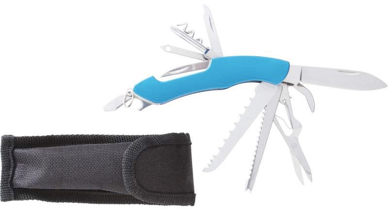 14 FUNCTION MULTI-TOOL SWISS ARMY STYLE KNIFE