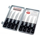 SLITZER  8PC. PROFESSIONAL GERMAN-STYLE JUMBO STEAK KNIFE SET