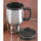 14OZ. STAINLESS STEEL TRAVEL MUG