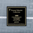 VICTORIA VALENTINI 1800 SERIES DESIGNER QUALITY SHEET SET